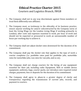General Charter 2015